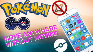 hack for pokemon go travel anywhere without moving no jailbreak