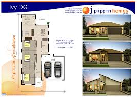 single floor 3 bhk house plans single storey dual occupancy house plans house decorations