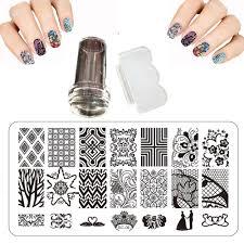 online get cheap nail stamping kit aliexpress com alibaba group