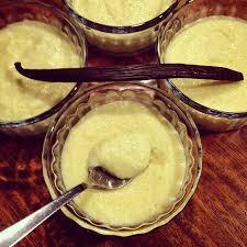 cuisiner la semoule semoule au lait vanillé papa en cuisine