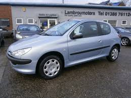 car peugeot 206 2005 05 peugeot 206 1 1 s 3dr 1 100 lambrou motors used car