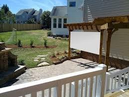 Backyard Theater Ideas Outdoor Theater Diy Outdoor Furniture Design And Ideas