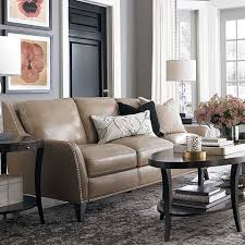 Leather Couches And Loveseats Best 25 Leather Couches Ideas On Pinterest Leather Sectional
