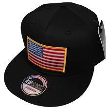 Black American Flag Patch Meaning Kbethos U S American Flag Patch Snapback Cap 5 Types
