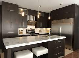 cuisine alu et bois awesome maison moderne cuisine contemporary design trends 2017