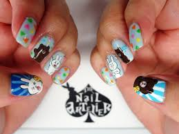 pittsburgh penguins nail art choice image nail art designs