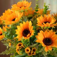 artificial sunflowers artificial sunflowers buy artificial sunflowers at wholesale