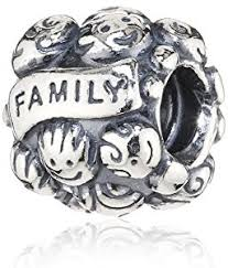 pandora 791039 and family charm jewelry