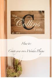 How To Make Home Decor Signs Best 25 Wooden Plaques Ideas On Pinterest Wall Plaques Kitchen