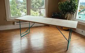 Modern Dining Room Sets How To Make A Diy Mid Century Modern Dining Room Table Youtube