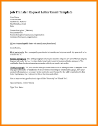Transfer Request Letter In Bank transfer request letter format for bank employee new how write a