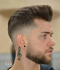 long hair on men over 60 fade with long hair on top long hair fade haircuts for men 60 new