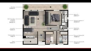O2 Floor Plan by Photoshop Floorplan Post Production 02 Youtube