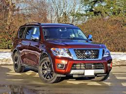 2017 nissan armada platinum 2017 nissan armada platinum road test review carcostcanada