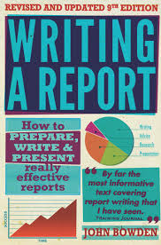 writing a report 9th edition ebook by john bowden 9781848033979