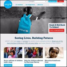 unicef siege unicef is one exle of a nonprofit equipped to help with the