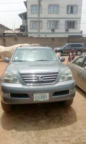 used lexus jeep in nigeria lexus jeep gx470 3 8m for more info contact 08077605055
