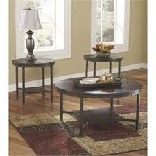 Rustic Brown Coffee Table Furniture Coffee Table Sets Cymax Stores