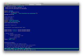 Dark Colors Names Osx Unexpected Colors With Solarized Dark Theme On Emacs Blue