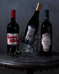 Wine Bottle Halloween Crafts by Diy Halloween With Martha Stewart Crafts Martha Stewart