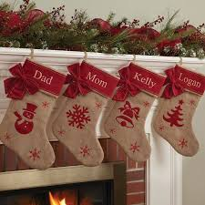 burlap christmas personalized burlap christmas available in different