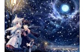 winter anime wallpaper hd anime winter 4k wallpaper free 4k wallpaper