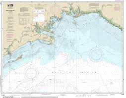Gulf Coast Of Florida Map by Modern Nautical Maps Of Florida 80 000 Scale Nautical Charts