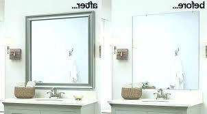 How To Hang Bathroom Mirror Bathroom Pictures To Hang Ways To Hang Bathroom Mirrors