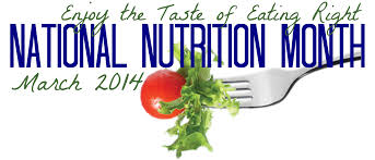 real food for fuel national nutrition month spring cleaning your