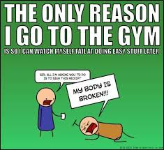 Friday Workout Meme - fit for a friday