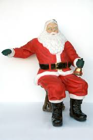 Christmas Decorations Large Santa Claus by Butlers And Signs Store Has Various Christmas Decor Including