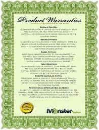 guarantee certificate template 28 images warranty certificate