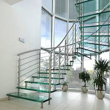 glass stairs high quality designer glass stairs architonic