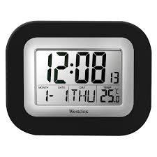 chaney 13 5 in jumbo lcd digital wall clock hayneedle jumbo lcd digital wall clock hayneedle