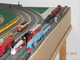 model railroad nscale