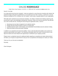 cover letter examples for admin assistant cover letter for job