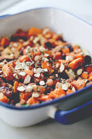 sweet potato thanksgiving side dish sweet potato butternut squash bake pure ella