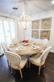 Dining Room Chandeliers Transitional Awesome Round Dining Room Chandeliers Round Chandelier Over Round
