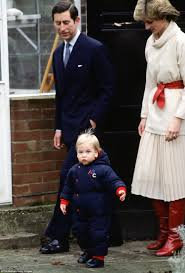 Prince Charles Princess Diana Prince William Baby Photos Released As It U0027s Revealed He Wanted To
