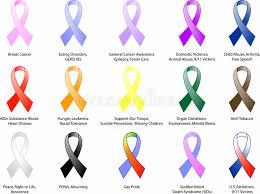 memorial ribbons awareness ribbons stock vector illustration of racial 2027251