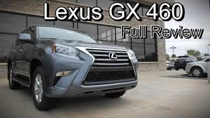 lexus suv gx price 2016 lexus gx 460 full review youtube