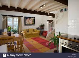 open space house plans living room kitchen and livingm open plan house plans withmfloor