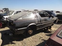 1988 mitsubishi starion 1984 mitsubishi starion le u2013 junkyard find