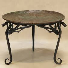 wrought iron tables for sale coffee table coffee tables design best wood iron table round and