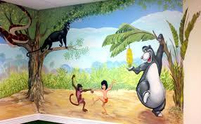 Murals For Childrens Bedrooms Murals For Kids Svetlana Shorey