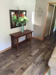 barn board flooring remodel in des moines general contractor