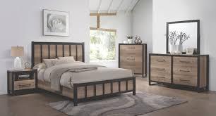 coaster bedroom set coaster 206271ke s4 4pc edgewater king bedroom set w dresser