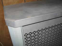 radiator cover features