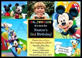 mickey mouse birthday invitations mickey mouse birthday invitations online pixellation me