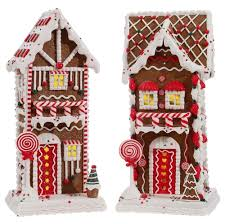 Gingerbread Christmas Decorations Wholesale by Raz Christmas Decorations And Ornaments Retail Online Store